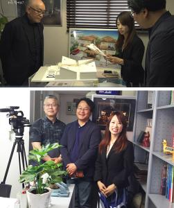韓国MBC取材フィゴーナ2