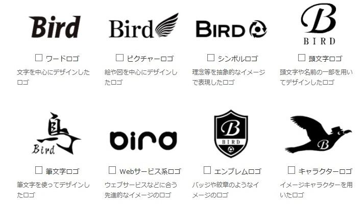 ロゴのデザインの失敗しない選び方のコツ