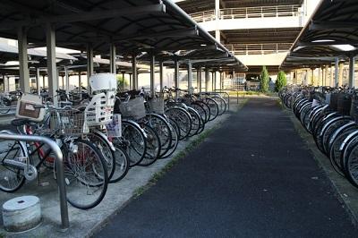 マンションの駐輪場もコロナのリスクが高い?