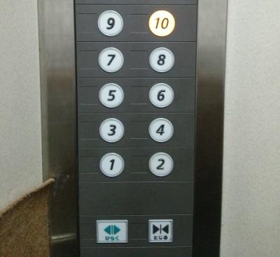 マンションのエレベーターでコロナに感染するリスクは?